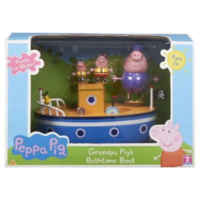 Peppa Pig Grandpa Pig's Bathtime Boat