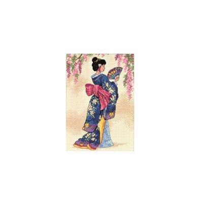 Dimensions Petite Kit Elegant Geisha