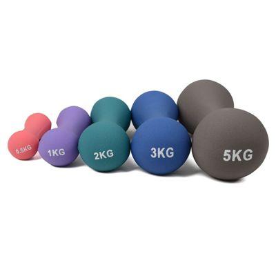 Core Balance Neoprene Dumbbells 0.5KG x 2