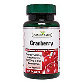 Cranberry Extract 5000Mg Tabs