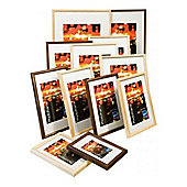 Kenro Frisco A4 Black Photo Frame (Wood) (FR2130BW)