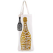 Christmas Prosecco Gift Bag