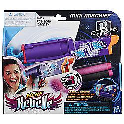 Nerf Gun Rebelle Mini Mischief Blaster