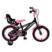"Townsend Glitter 14"" Kids Bike"
