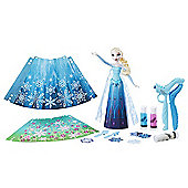 Dohvinci Disney Frozen Design A Skirt Elsa Doll Kit