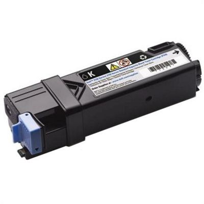 Dell Printer ink cartridge for 2150cdn 2150cn 2155cdn 2155cn - Black