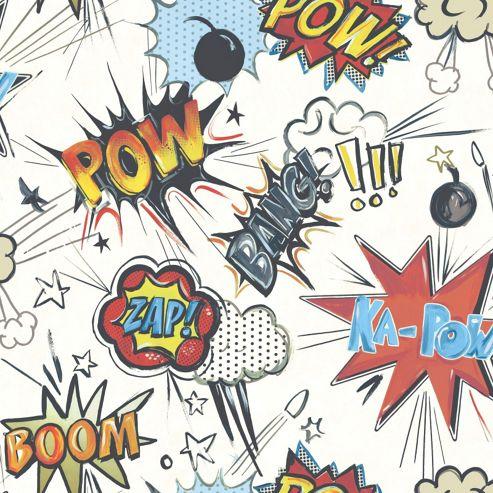 Kapow Wallpaper - 272604