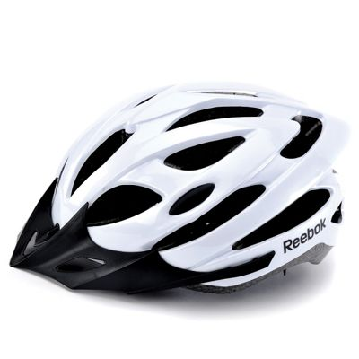 Reebok Adults Cycling Helmet White