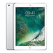 """Refurbished Apple iPad 9.7"""" (2017) 32GB, WiFi & 4G - White/Silver"""