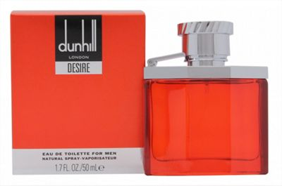 Dunhill Desire Eau de Toilette (EDT) 50ml Spray For Men
