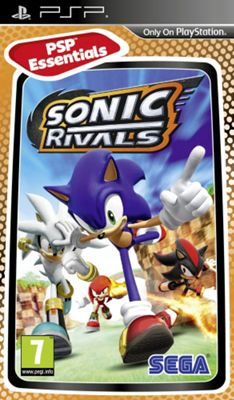 Sonic Rivals (PSP)