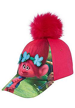 DreamWorks Trolls Poppy Pom Pom Cap - Pink