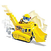 Paw Patrol Crane with Super Pup Rubble