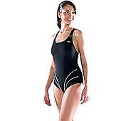 Maru Pacer Hydro Swimsuit - Black