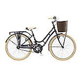 "De Novo Dotti Girls Heritage 24"" Wheel Bike Blue"