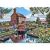 Keepers Cottage Puzzle