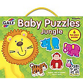 Puzzle - Baby Puzzles - JUNGLE - Galt
