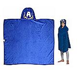 Marvel Avengers Captain America Hooded Cuddle Blanket 120cm x 80cm