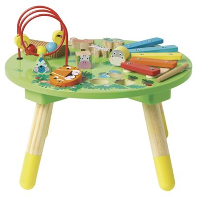 Carousel Music And Learning Table