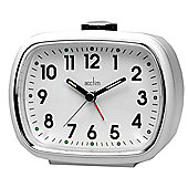 Acctim 14032 Elise Alarm Clock - White