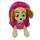 Paw Patrol Girls 'Skye' Plush Backpack