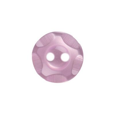 Hemline Lilac Fancy Buttons 13.75mm 6pk