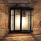 Auraglow Vintage Outdoor Wall Light - Appleton - Black