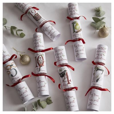 Buy 12 days of christmas crackers 12 pack from our all christmas 12 days of christmas crackers 12 pack solutioingenieria Image collections
