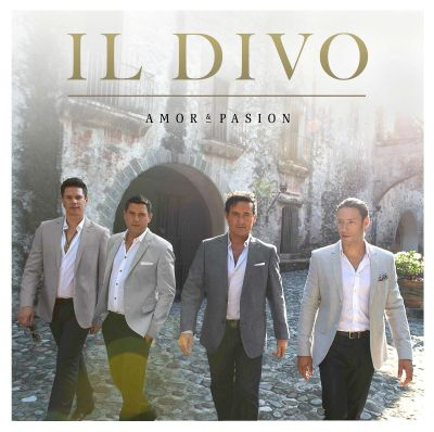 Buy il divo amor pasion from our all music range tesco - Il divo songs ...