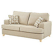 Newington Sofa Bed, Natural
