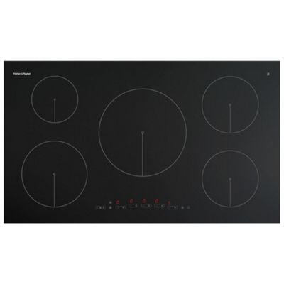 Fisher & Paykel CI905DTB1 | 90cm wide, 5 Zone Induction Hob | 80940