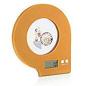 Cook InColour MCK22004 Orange LCD Digital Kitchen Scale