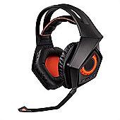 ASUS ROG Strix Wireless Binaural Head-band Black Orange headset