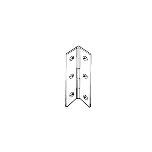 Securit S4316 Steel Butt Hinges 100mm