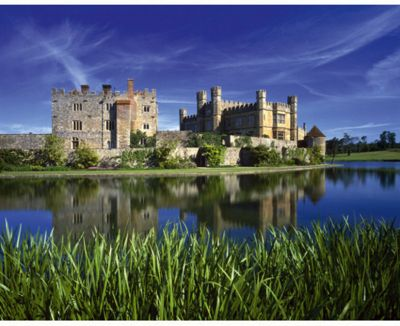 Leeds Castle - 1000pc Puzzle