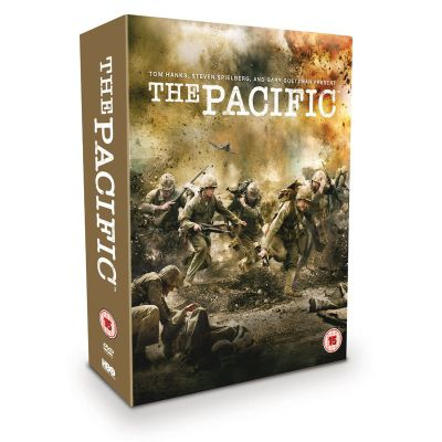 The Pacific (DVD Boxset)