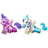 My Little Pony Design-a-Pony 2 Pack - Twilight Sparkle & Princess Celestia