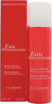 Clarins Eau Dynamisante Shower Mousse 150ml For Women