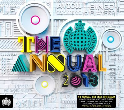 Ministry Of Sound: Annual 2013 (3CD)