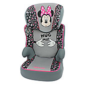 Befix SP Disney Minnie Mouse Group 2-3 High Back Booster