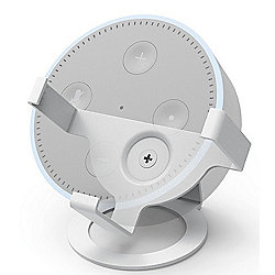 ValuConnect Table Stand for Echo Dot - White
