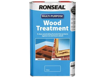 Ronseal Multi Purpose Wood Treatment 5 Litre
