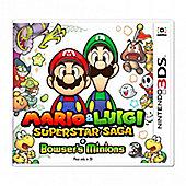 Mario & Luigi: Super Star Saga + Bowser's Minions 3DS