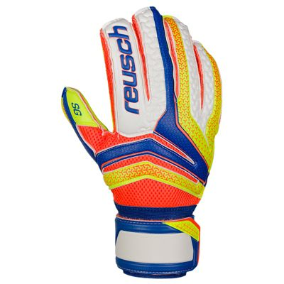 Reusch Serathor SG Extra Mens Goalkeeper Goalie Glove - 9