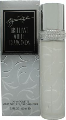 Elizabeth Taylor Brilliant White Diamonds Eau de Toilette (EDT) 100ml Spray For Women