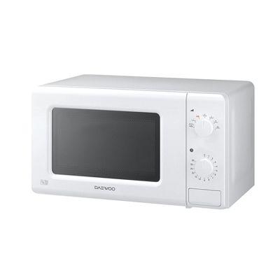 Daewoo Kor6m17 Manual Control Microwave White