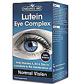 Natures Aid Lutein Eye Complex - 90 Tablets