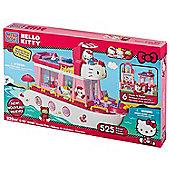 Mega Bloks Hello Kitty Cruise Ship - Dolls and Playsets