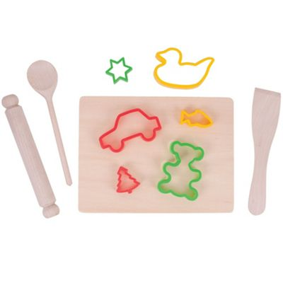 Bigjigs Toys Pastry Set