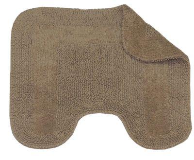 Leicester Reversible Cotton Pedestal Mat